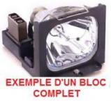 SANYO PLV-Z5 Lampe complete compatible