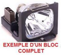 NEC V260X Lampe complete compatible